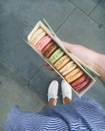 Macaroons in London