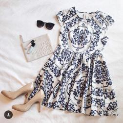 Favorite Dress from Lulu's