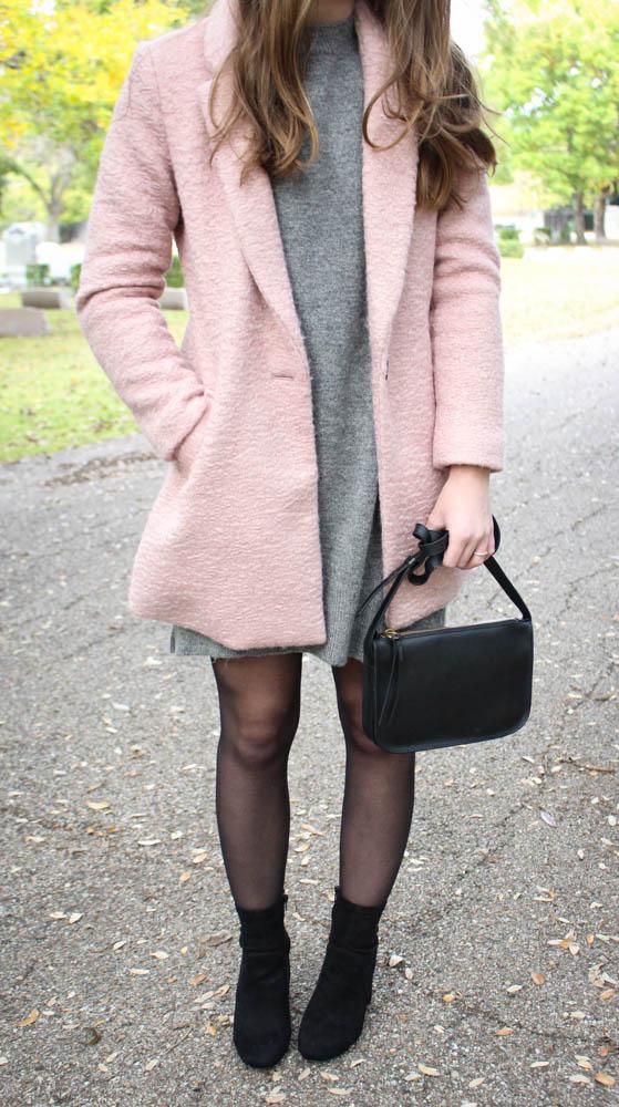 Statement Pink jacket